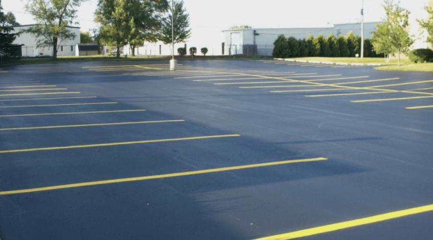 parking lot paving Lexington VA 3